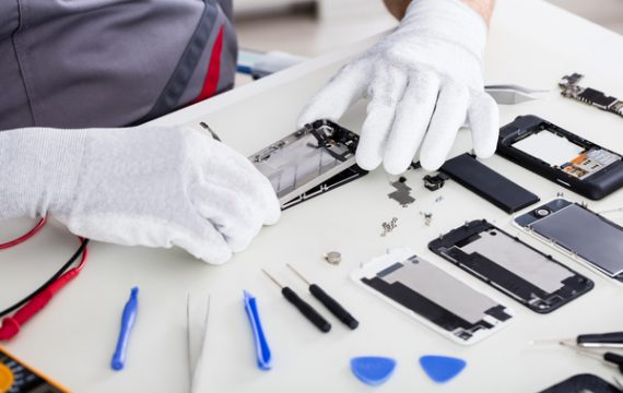 iPhone repair near me Scottsdale